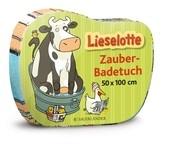 Lieselotte Zauber-Badetuch