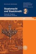 Staatsmacht und Staatskredit