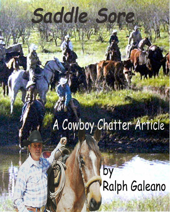 Saddle Sore A cowboy Chatter Article als eBook ...