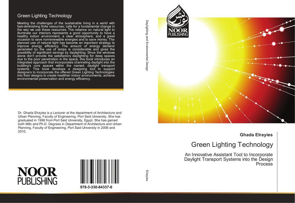 Green Lighting Technology als Buch von Ghada El...