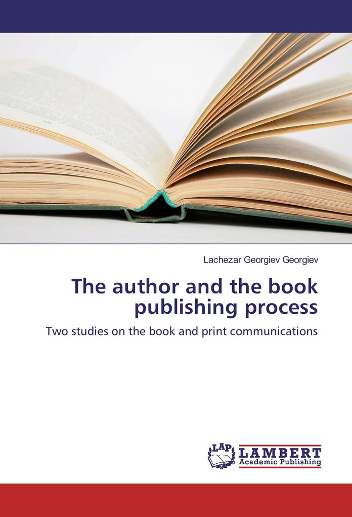 The author and the book publishing process als ...