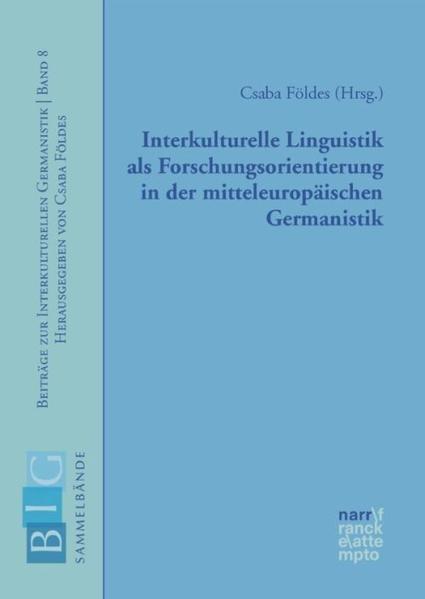 Interkulturelle Linguistik als Forschungsorient...