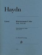 Klaviersonate C-dur Hob. XVI:50