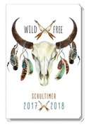 Schülerkalender WILD & FREE 2017/18