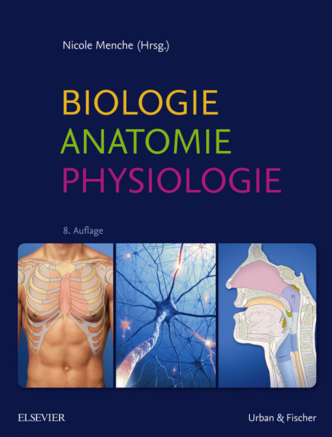 Biologie Anatomie Physiologie als eBook