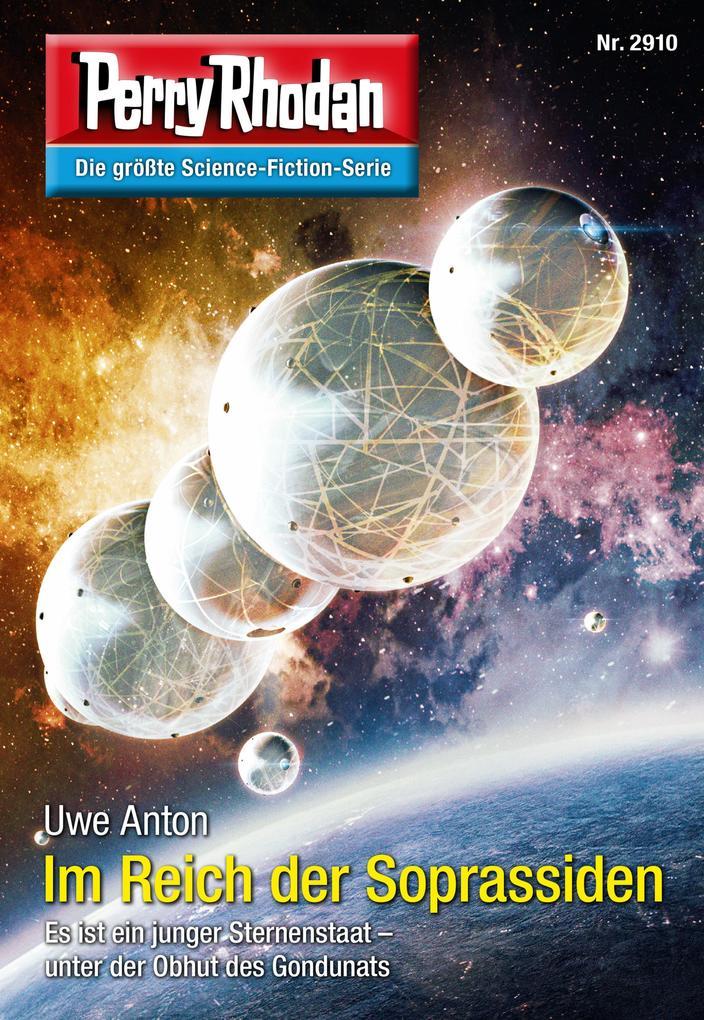 Perry Rhodan 2910: Im Reich der Soprassiden (Heftroman) als eBook