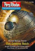 Perry Rhodan 2901: Das Goldene Reich (Heftroman)