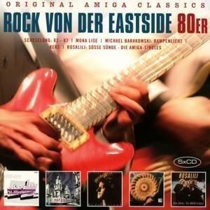 AMIGA Rock von der Eastside (AMIGA in den 80ern)