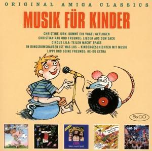 AMIGA in Dingsbumshausen...(AMIGA Musik für Kinder
