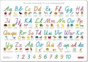 Fragenbär-Mini-Lernposter: Schulausgangsschrift SAS + Vereinfachte Ausgangsschrift VAS