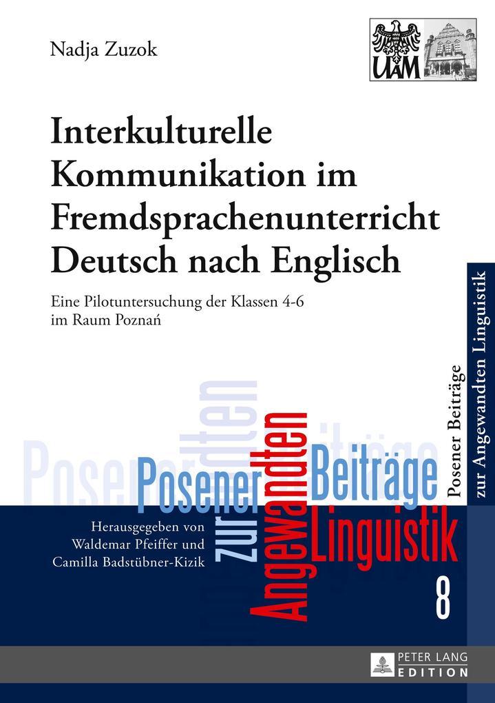Interkulturelle Kommunikation im Fremdsprachenu...