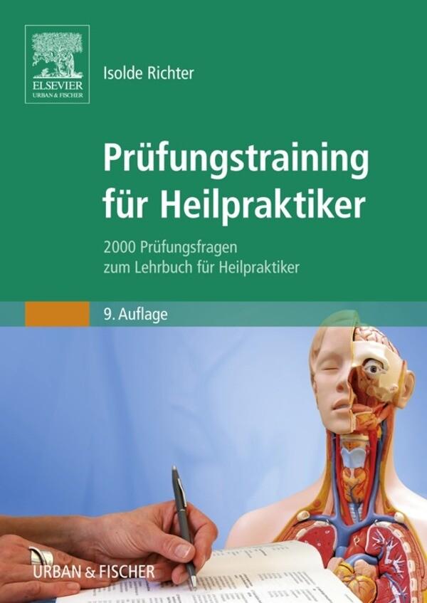 Prüfungstraining für Heilpraktiker als eBook Do...