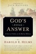 God's Final Answer