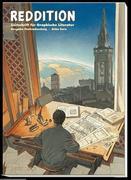Reddition - Zeitschrift für Graphische Literatur. Bd.65