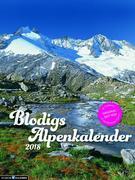 Blodigs Alpenkalender 2018