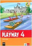 Playway. Für den Beginn ab Klasse 1. Pupil's Book. 4. Schuljahr
