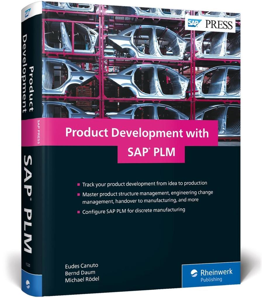 Product Development with SAP® PLM als Buch von ...