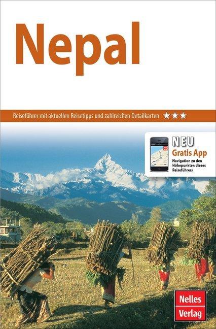 Nelles Guide Nepal als Buch von