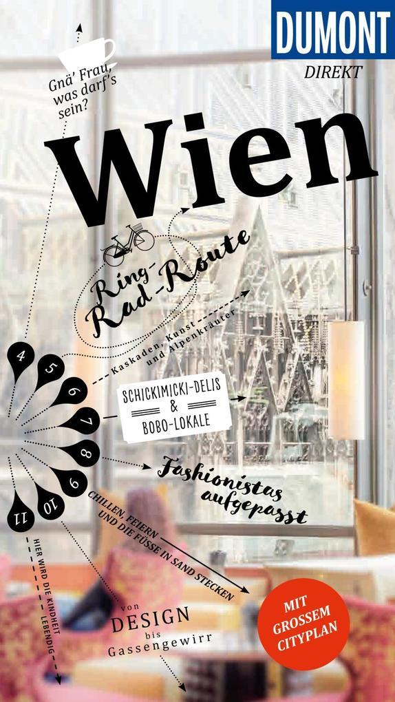 DuMont direkt Reiseführer Wien als eBook