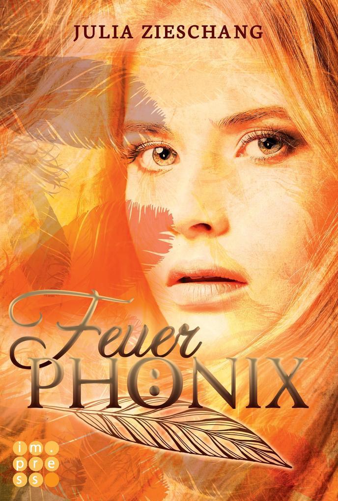 Feuerphönix als Buch