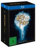 Harry Potter: The Complete Collection - Jahre 1 - 7, 8 Blu-rays (Repack 2016)