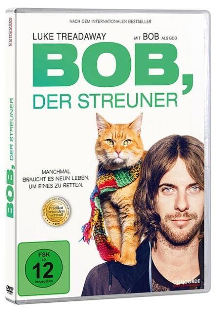 Bob, der Streuner als DVD