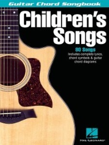Children´s Songs (Songbook) als eBook Download von