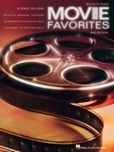 Movie Favorites (Songbook) als eBook Download von