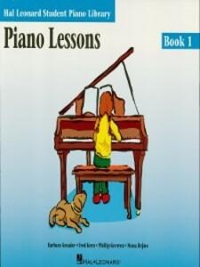 Piano Lessons--Book 1 (Music Instruction) als e...