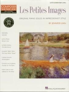 Les Petites Images (Songbook) als eBook Downloa...