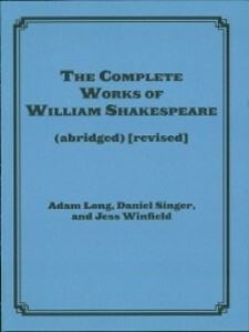 The Complete Works of William Shakespeare (abri...