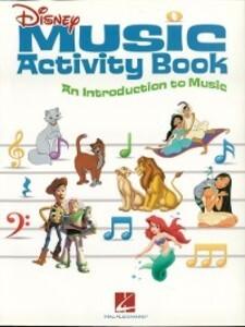 Disney Music Activity Book (Music Instruction) ...