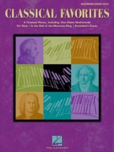 Classical Favorites Songbook als eBook Download...