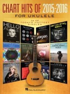 Chart Hits of 2015-2016 for Ukulele als eBook D...