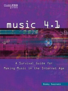 Music 4.1 als eBook Download von Bobby Owsinski...