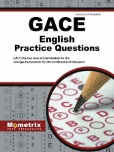 GACE English Practice Questions als eBook Downl...