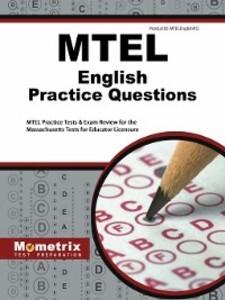 MTEL English Practice Questions als eBook Downl...