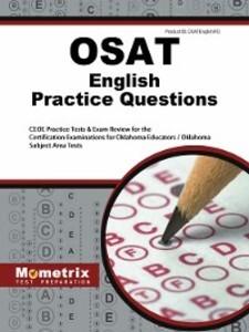 OSAT English Practice Questions als eBook Downl...