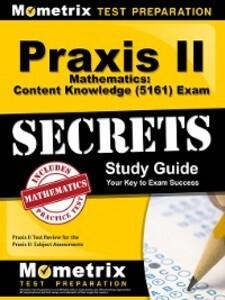 Praxis II Mathematics: Content Knowledge (5161)...