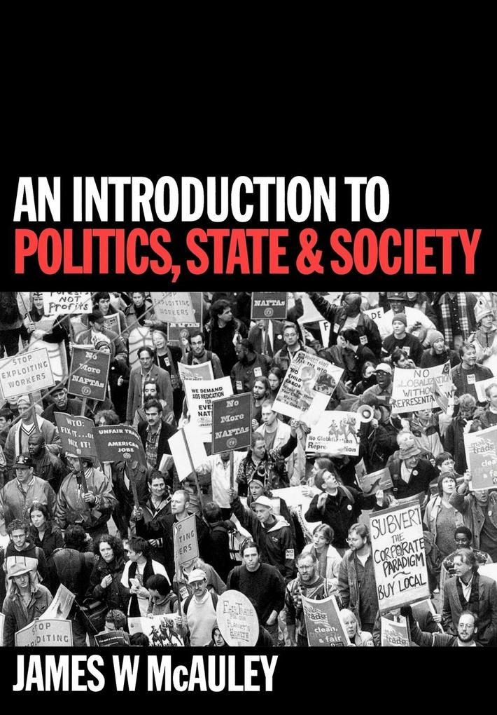 An Introduction to Politics, State and Society als Buch (kartoniert)