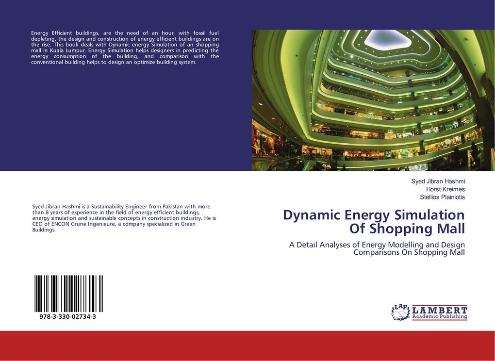 Dynamic Energy Simulation Of Shopping Mall als ...