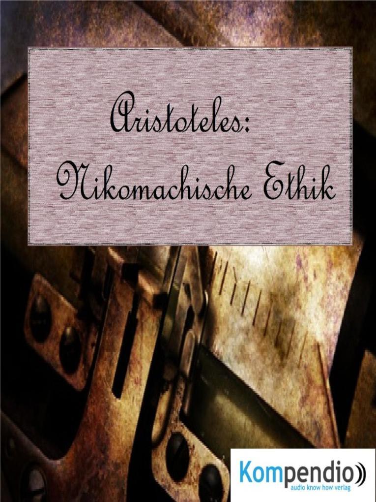 Aristoteles: Nikomachische Ethik als eBook