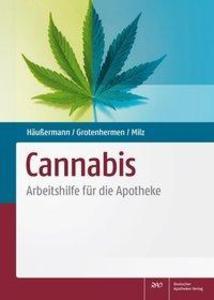 Cannabis als Buch von Klaus Häußermann, Franjo ...