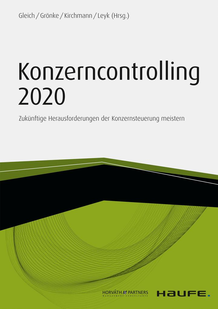 Konzerncontrolling 2020 als eBook Download von ...