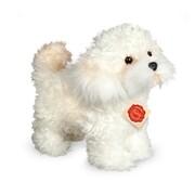 Teddy-Hermann - Hunde - Bolonka Zwetna Welpe stehend, 23 cm