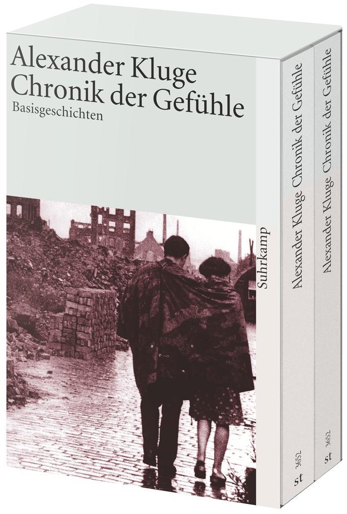 Chronik der Gefühle als Taschenbuch