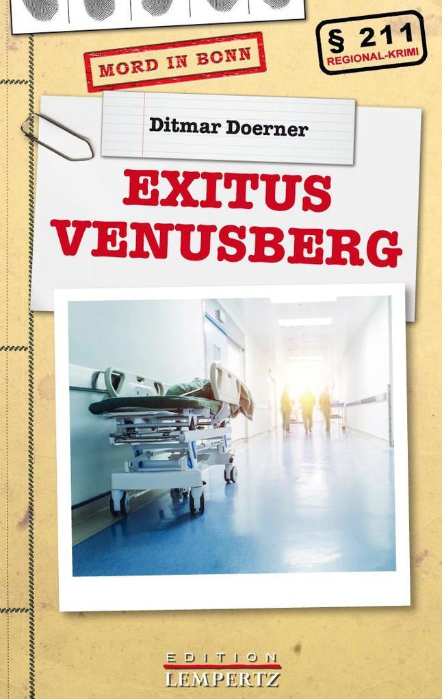 Exitus Venusberg als Taschenbuch von Ditmar Doe...