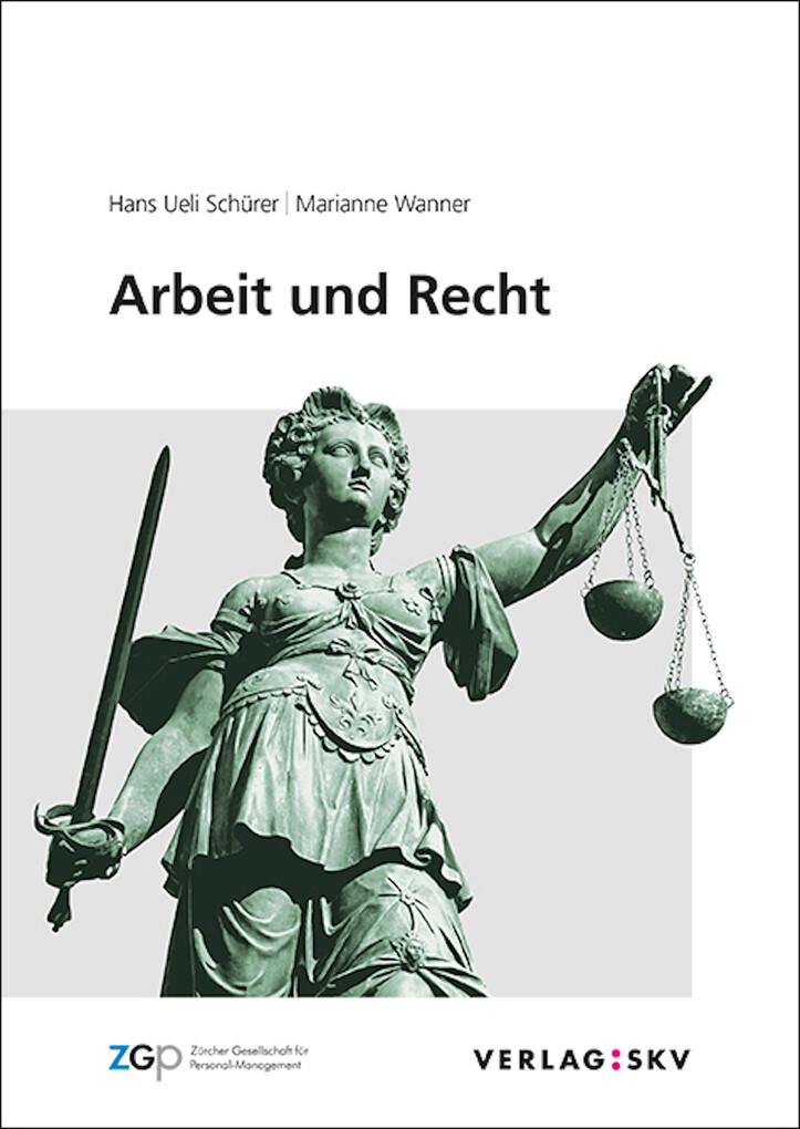 Arbeit und Recht als eBook Download von Hans Ue...