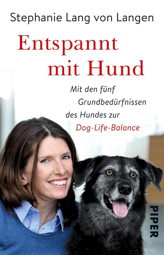 Entspannt mit Hund als eBook