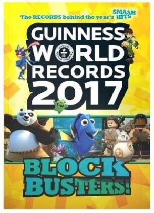 Guinness World Records 2017 Blockbusters Von Guinness World Records (Portofrei)